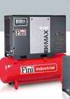 K-MAX Gearless Direct Drive Oil-Injected Screw Compressors