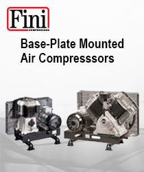 Base-Plate Mounted Air Compressors