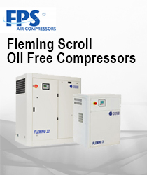 FLEMING _ SCROLL - Oil Free Compressors
