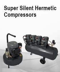 Super Silent Hermetic Compressors