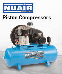 NUAIR Piston Compressors