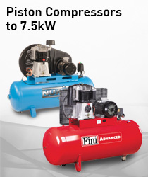 Piston Compressors to 7.5kW