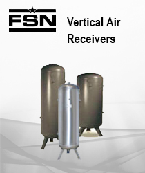 Vertical Air Receivers