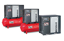 NEW K-MAX VS Variable Speed 7.5 - 11 - 15kW