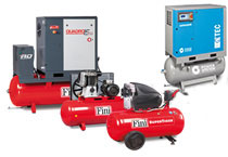 Automotive and Professional Air Compressors