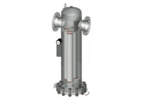 Large Capacity Steel Housing Flanged Filter