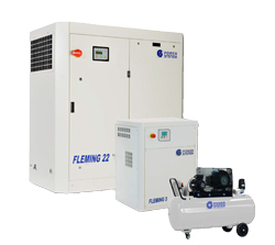 FLEMING Multi Fixed Speed Oil Less Scroll Compressors
