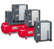 FINI NEW Screw Compressors