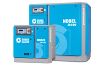 NOBEL 7.5kW-37kW - Variable Speed