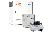 FLEMING Fixed Speed Oil Less Scroll Compressors