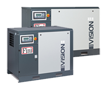 NEW VISION Floor Mounted & Dryer ES  7.5 to 22kW (10 to 30Hp)