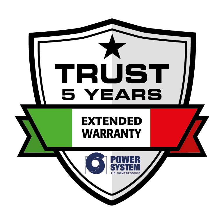 TRUST, 5 Year Extended Warranty Power System