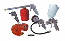 Air Tool Kits & Accessories