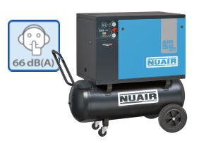 Belt Driven Lubricated - Low Noise Series 1.5kW - 2.2kW