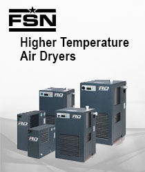 Higher Temperature Air Dryers