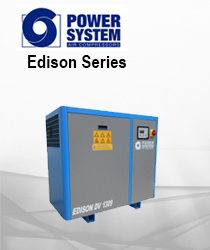 EDISON - 110kW-250kW Variable Speed, Direct Drive