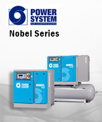 NOBEL - 5.5kW - 90kW Fixed and Variable Speed Series