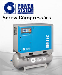 PS Screw & SCROLL Compressors