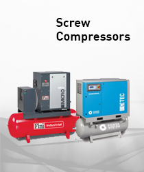 Screw Compressors RECON and PROMOTIONAL STOCK