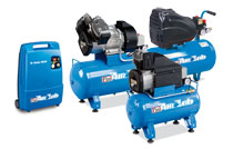 Air-Lab - Single Phase, Oiless Compressors
