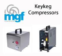 Keykeg Beverage Compressor Range