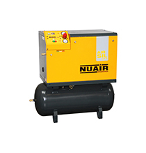Belt Driven Lubricated - Low Noise Series 1.5 - 2.2kW
