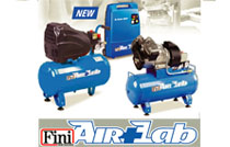FINI-Air Lab Oil Free Compressors
