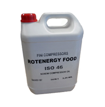 Screw Compressor Lubricants - Food Quality