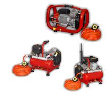 BASE (HOOKAH) - Low Pressure Breathing Air Compressors