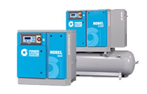 NEW NOBEL DV Range 7.5 - 37 kW Variable Speed, Direct Drive