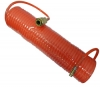 10m Coiled Hose 6x8 - Uni Quick Couplings Male - Female
